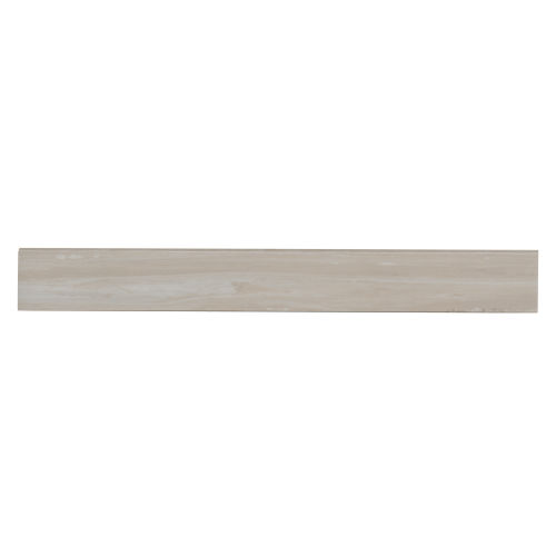 "Rose Wood 3"" x 24"" Trim in Silver"