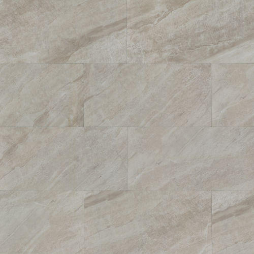 "Stone Mountain 12"" x 24"" Floor & Wall Tile in Silver"
