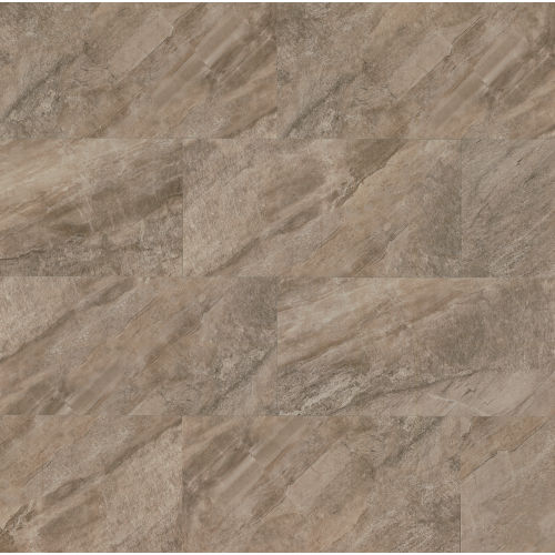 "Stone Mountain 12"" x 24"" Floor & Wall Tile in Taupe"