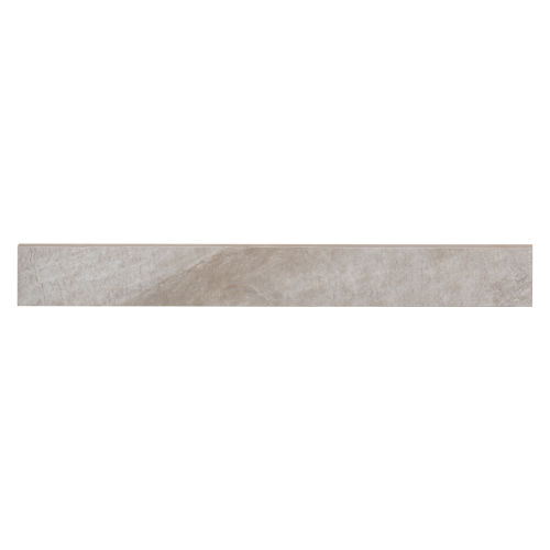 "Stone Mountain 3"" x 24"" x 3/8"" Trim in Silver"