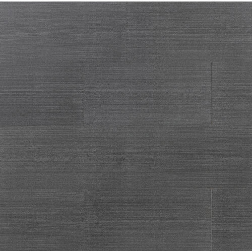 "Strands 12"" x 24"" x 7/16"" Floor and Wall Tile in Black"