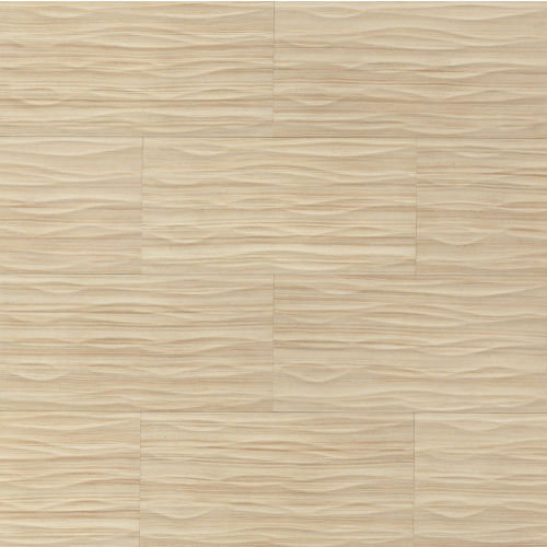 "Wave 12"" x 24"" x 3/8"" Wall Tile in Asteroid"