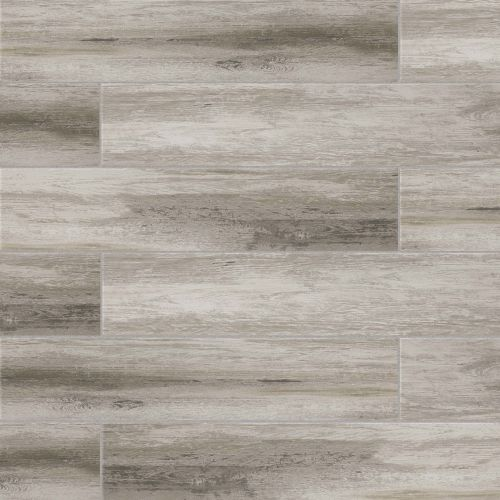 "Distressed 8"" x 36"" x 3/8"" Floor and Wall Tile in Betulla"