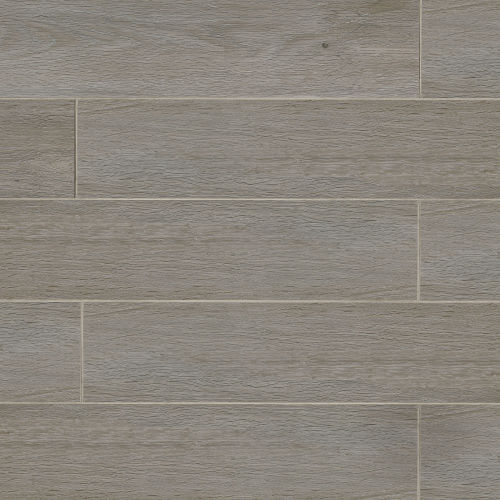 "European 8"" x 48"" Floor & Wall Tile in Spanish Acacia"
