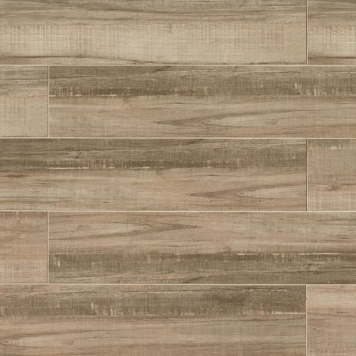"Forest 8"" x 48"" Floor & Wall Tile in Ocra"