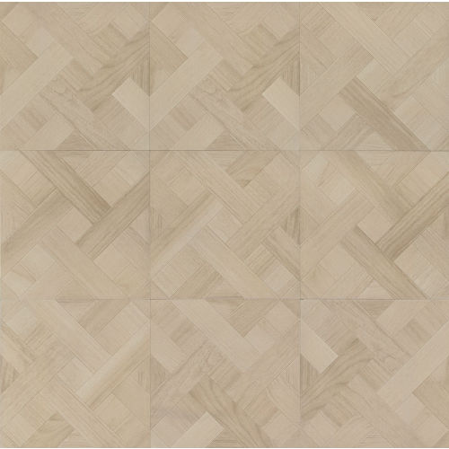 "Parquet 20"" x 20"" Floor & Wall Tile in White Pine"