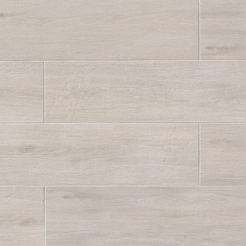 "Titus 8"" x 48"" Floor & Wall Tile in White"
