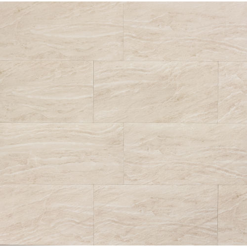"Yosemite 12"" x 24"" Floor & Wall Tile in Almond"