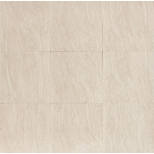 "Yosemite 24"" x 24"" x 3/8"" Floor and Wall Tile in Almond"