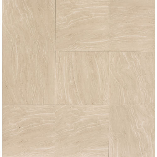 "Yosemite 24"" x 24"" x 3/8"" Floor and Wall Tile in Beige"