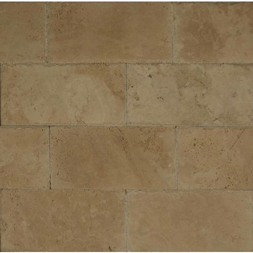 "Mirage Tan 6"" x 12"" Paver"