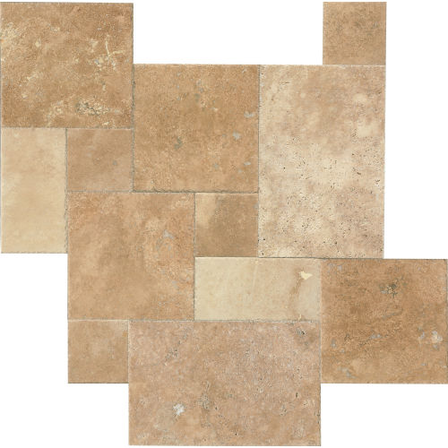 "Warm Walnut 24"" x 36"" Floor & Wall Tile"