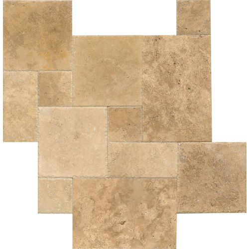 "Warm Walnut 8"" x 8"" Floor & Wall Tile"