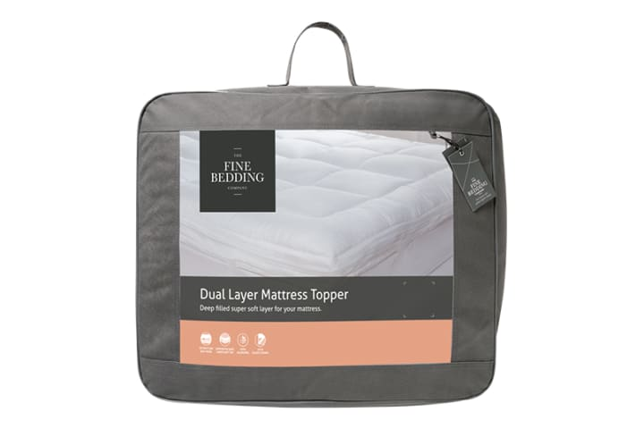 Dual Layer Mattress Topper