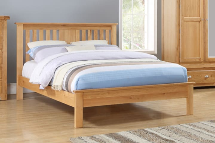 Wilton Bedframe Low-Footend