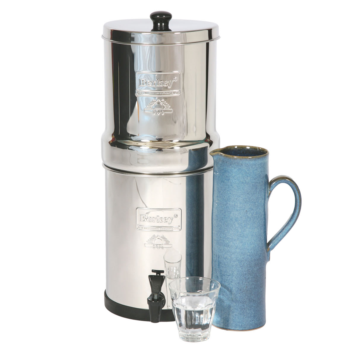 Budget Travel Berkey Water Filter System Berkey Water