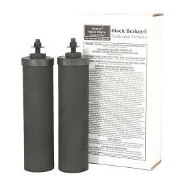 Black Berkey water filters
