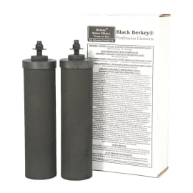 Black Berkey water filters