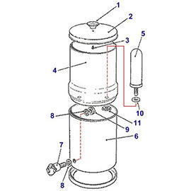 Berkey Assembly Instructions