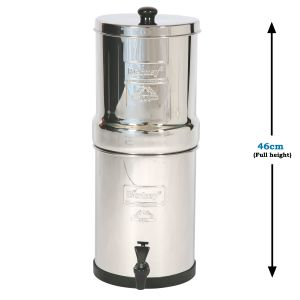 Budget Travel Berkey Waterfilter