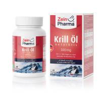 Krill Öl Antarktis