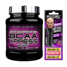 BCAA Xpress Flavored + GRATIS BEN PAKULSKI Dispenser