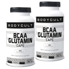 BCAA Glutamin Caps 2er Pack