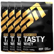 Tasty Whey 4er Pack