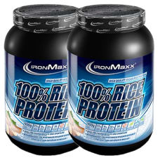 100% Rice Protein 2er Pack