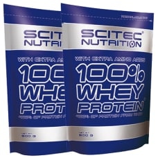 100% Whey Protein* 2er Pack