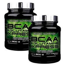 BCAA + Glutamin Xpress 2er Pack