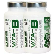 Vita B Komplex 2er Pack