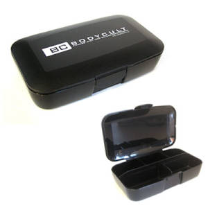 Pillen Box 5 Fach