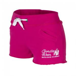 GW Womens New Jersey Sweat Shorts