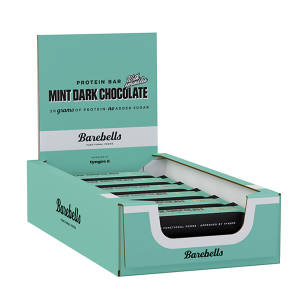 Protein Bar Barebells - Mint Dark Chocolate