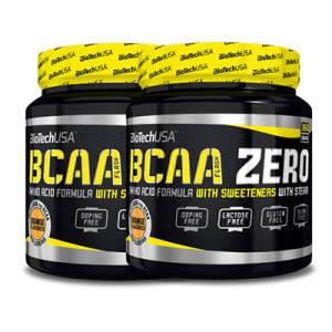 BCAA Flash Zero 2er Pack