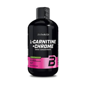 L-Carnitine 70000 + Chrome