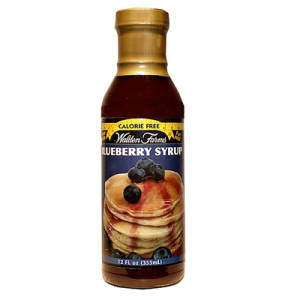 Blueberry Sirup