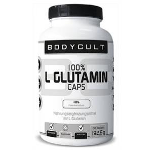 100% Glutamin Caps