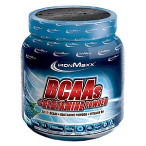 BCAAs + Glutamine Powder
