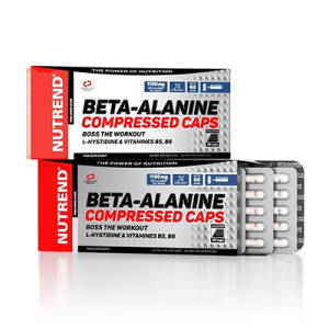 Beta Alanine Compressed Caps