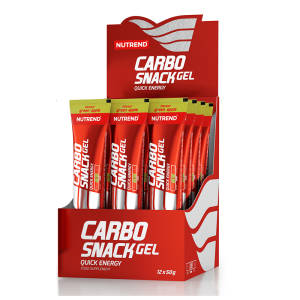 Carbo Snack Tube Box