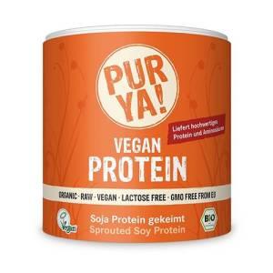 BIO Vegan Soja Protein gekeimt