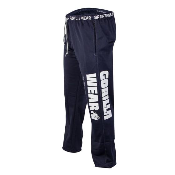 Logo Mesh Pants