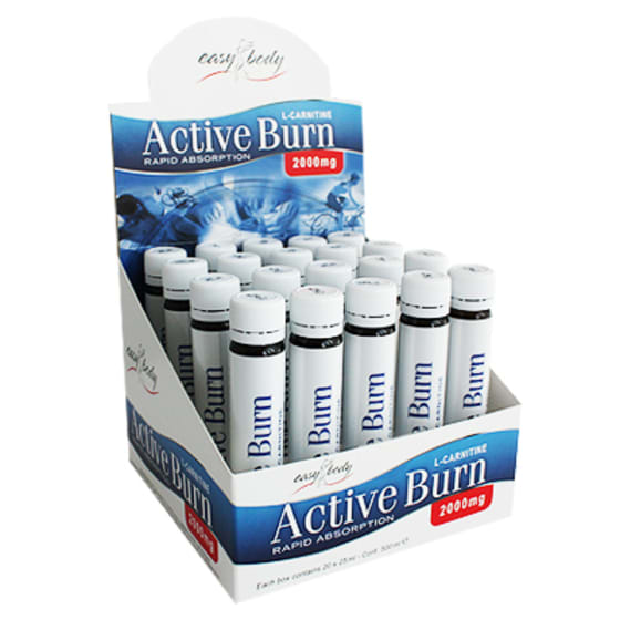 Aktive Burn Ampullen