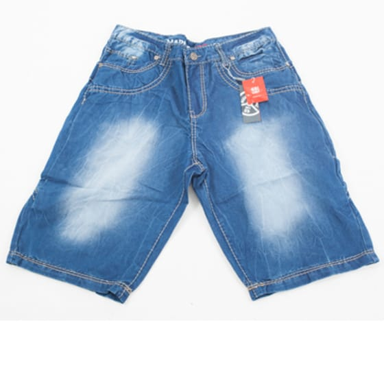 Baggy Denim Shorts Jeans