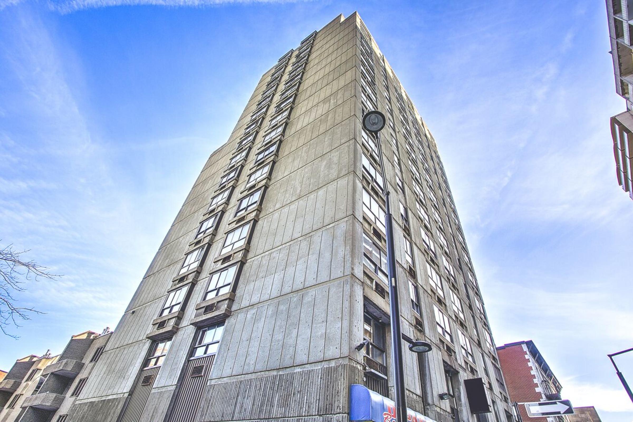 Appartement Meuble 1 Chambre Au Pierce Hotel A Downtown Montreal