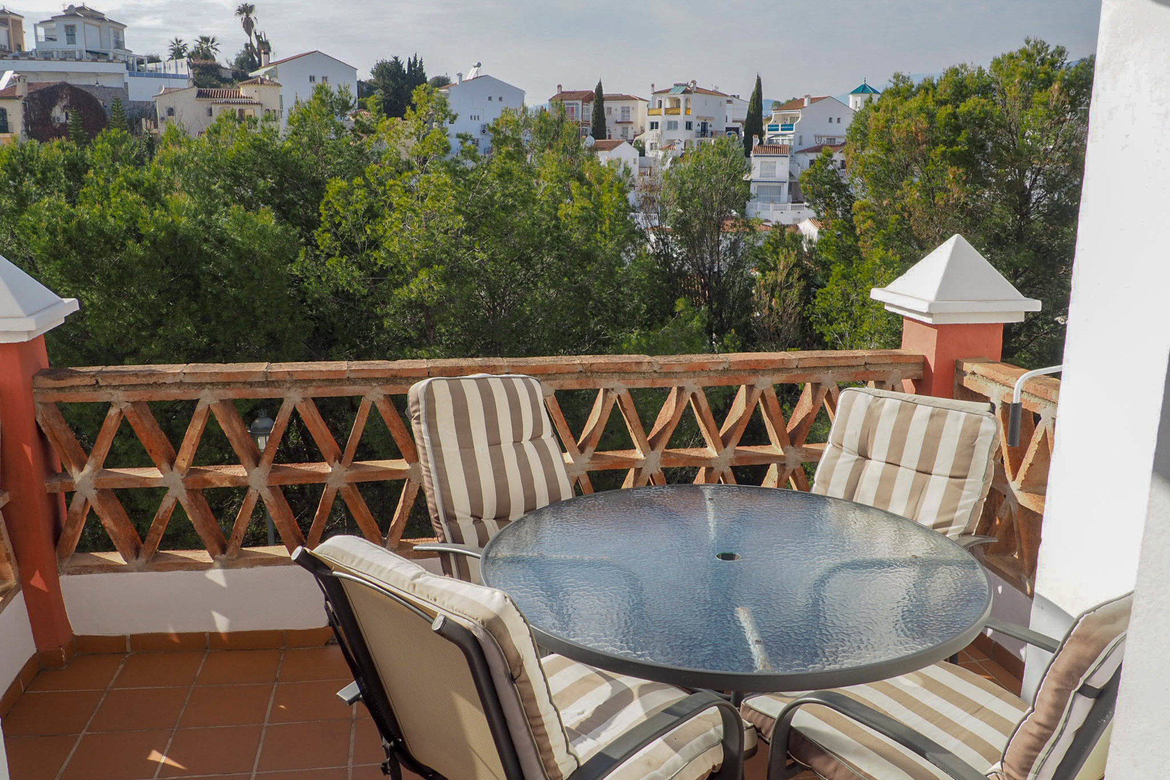 Nerja Villas close to Burriana Beach