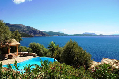 Villa Iremia - Located in Unique Southern Region of Lefkas with Sea Access