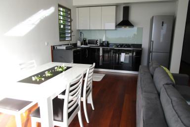 Appartement Heitiare - Papeete centre - 4 personnes - vue